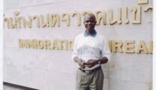 Face to Face – Victor Tom -Vitalis Ochieng Kenia.