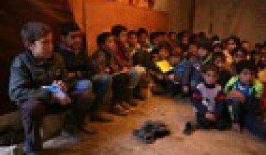 On -line z dziećmi z Iraku !