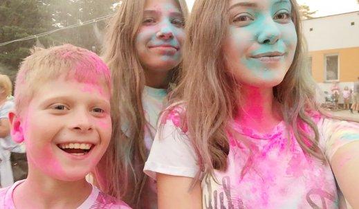 Najbardziej kolorowa impreza w Małkini Górnej!