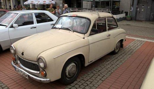 Starych pojazdów czar