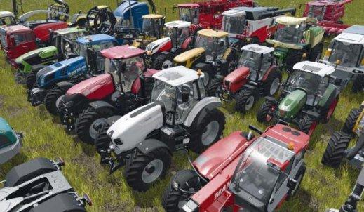 Polecenie gry Farming Symulator 17