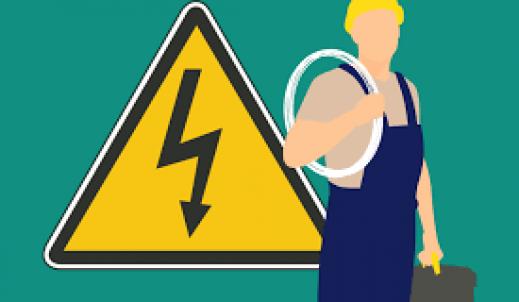 Ujarzmić elektryczność – zawód elektryk