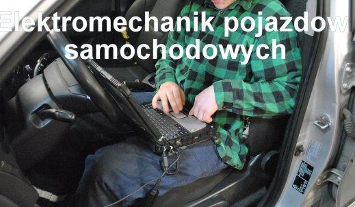 EPS –> elektromechanik pojazdów samochodowych