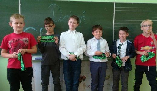 Dzień Chłopca  – klasa VA