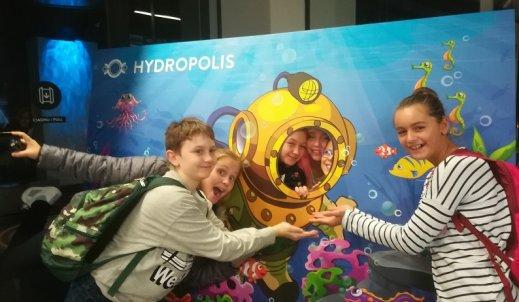 Hydropolis – zwiedzamy interaktywne Centrum nauki i wiedzy o wodzie