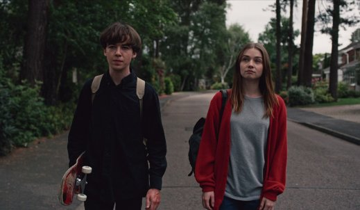 """The End of the F***ing World"" – dziwy na ekranie"
