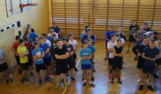 Turniej siatkówki w ZST