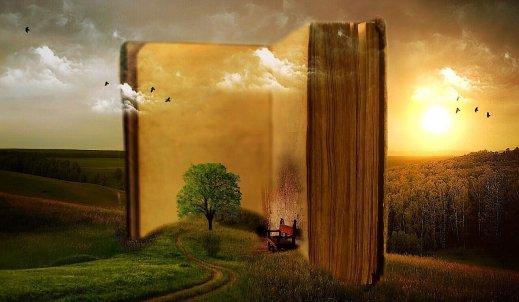 Zanikające hobby, czyli o radości czytania