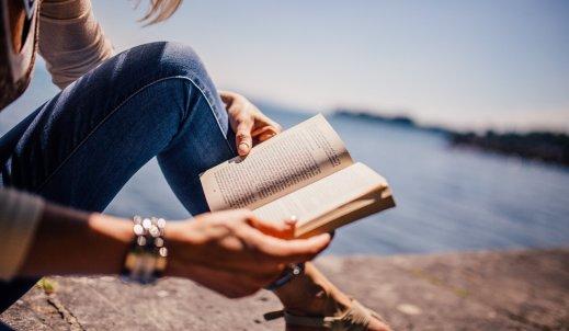 Niebezpieczeństwo – książki porywają ludzi!
