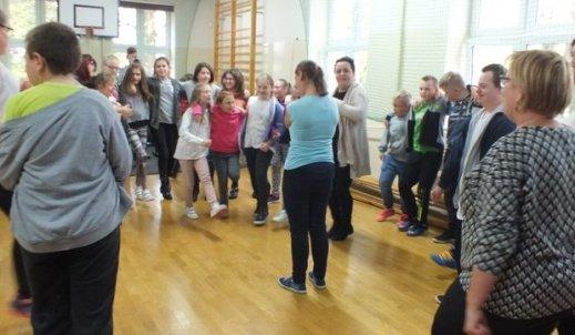 Niezwykła lekcja w Ośrodku Szkolno-Wychowawczym w Zuzeli.