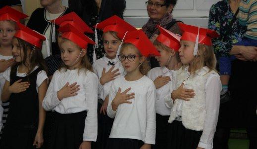 Pasowanie – święto najmłodszych uczniów naszej szkoły