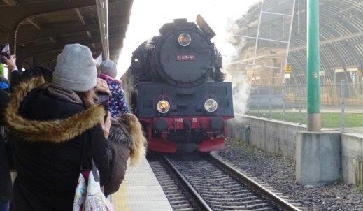 """Przejazd pociągiem retro """"Franek"""""""