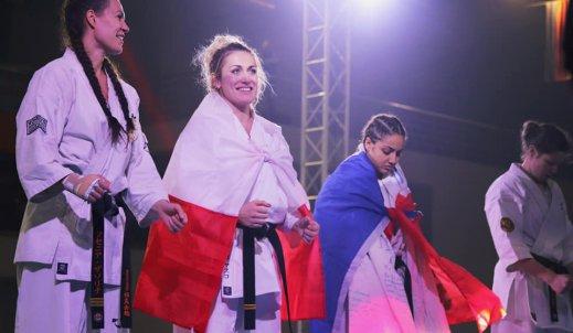 Sensei Maria Jasko wicemistrzynią Mistrzostw Europy