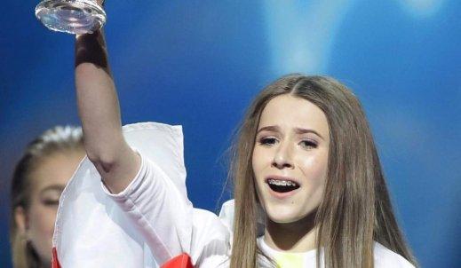 Roksana Węgiel z Polski zwyciężczynią Eurowzji Junior 2018