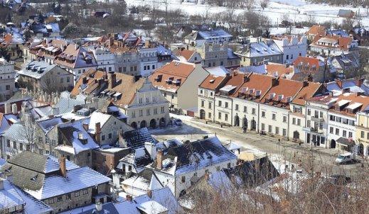 Perła Lubelszczyzny – Kazimierz Dolny