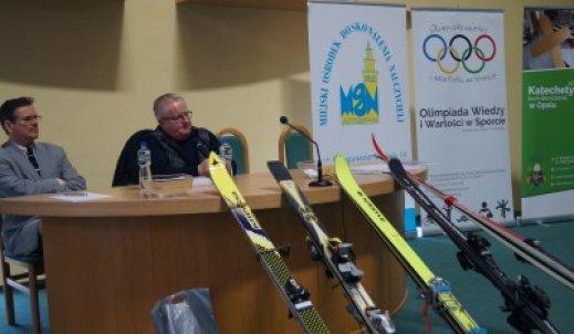 Finał Olimpiady Wiedzy i Wartości w Sporcie – 5. edycja skoki narciarskie