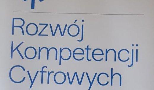 Warsztaty z Rozwoju Kompetencji Cyfrowych niezbędnych na współczesnym rynku pracy