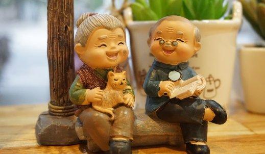 Babcia i dziadek – czysta miłość