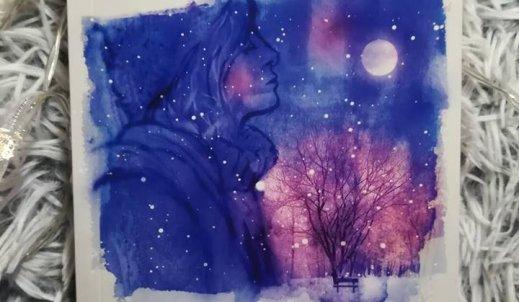 """""""W śnieżną noc"""" – idealna książka na zimowe wieczory"""