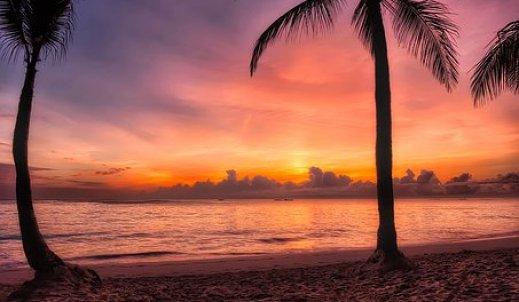 Dominikana, czyli 30 stopni zimą