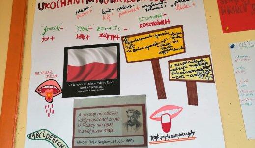 """""""A niechaj narodowie wżdy postronni znają, iż Polacy nie gęsi, iż swój język mają"""" (M. Rej)"""