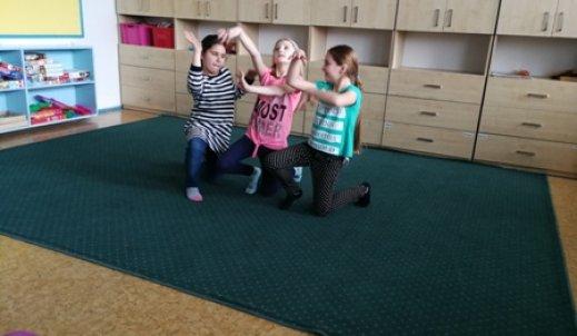 Świetlicowy Konkurs Tańca