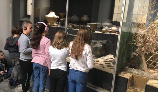 Na tropie zabytków neolitycznych – wycieczka do Muzeum Archeologicznego