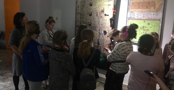 mapy odkryć z epoki neolitu w Wielkopolsce
