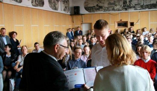 ZAKOŃCZENIE ROKU SZKOLNEGO 2018/2019 W CE W OBIEKTYWIE KRZYSZTOFA BERNASIA – cz.II
