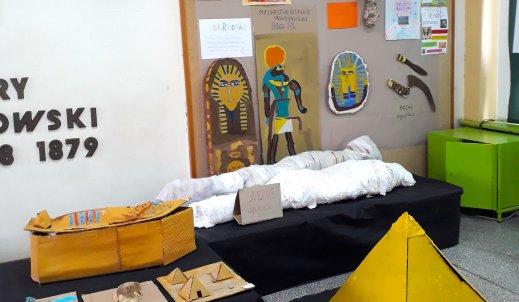 Szkolne Muzeum Sztuki Egipskiej