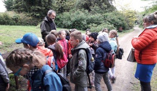 Wycieczka klasy IIc do Ogrodu Dendrologicznego w Poznaniu