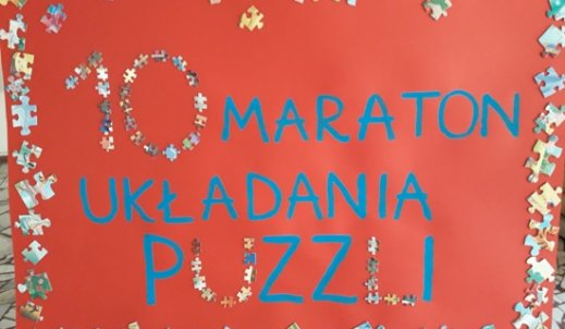 Międzyświetlicowy Maraton Układania Puzzli