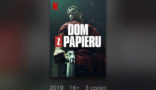 """""""Dom z papieru"""" – recenzja serialu."""