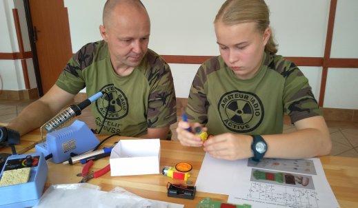 8. Zjazd Techniczny Krótkofalowców – Burzenin 2019