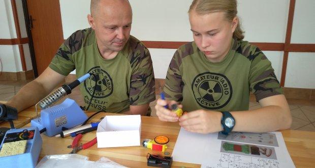 8. Zjazd Techniczny Krótkofalowców - Burzenin 2019