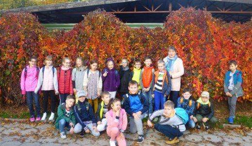 Wizyta w Ogrodzie Botanicznym