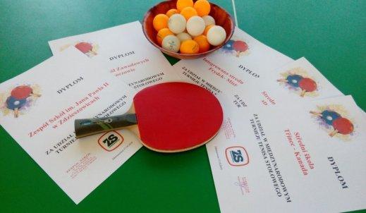 Międzynarodowy Turniej Tenisa Stołowego