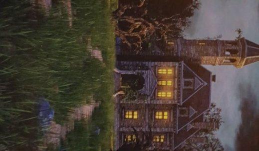 Nawiedzony dom ?