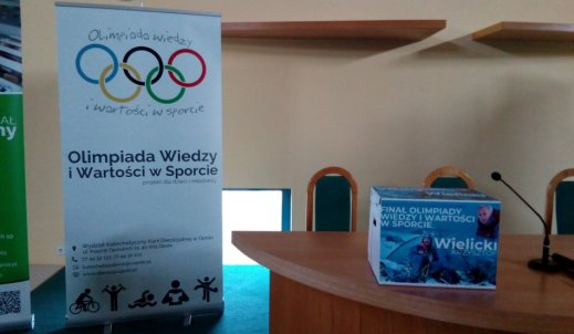 Olimpiada Wiedzy i Wartości  w Sporcie