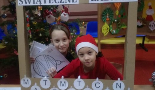 """Akcja edukacyjna """"Świąteczna matematyka"""" – I semestr 2019/2020"""
