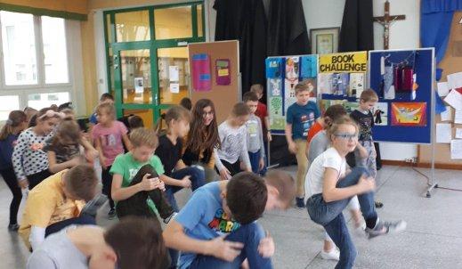 Moc atrakcji w klasach I-III w SP11 w Poznaniu