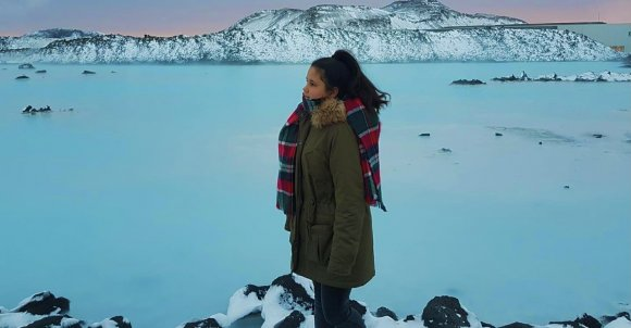 ISLANDIA- Blue Lagoon