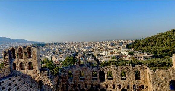 GRECJA- Ateny