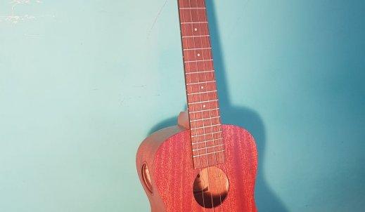 Moja przygoda z ukulele