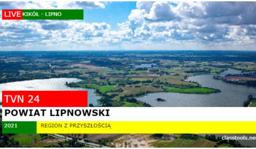 Powiat lipnowski. Region z przyszłością.